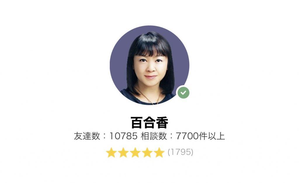 百合香先生のプロフィール画像
